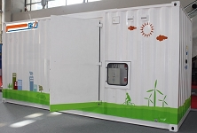 100-500KWH Energy Storage Banks<br>20ft Containers...$379,825 each, Plus Freight