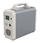 1000 Watts Output<br>Portable Lithium Battery Pack<br>38.8 Lbs. / 17.6 Kg