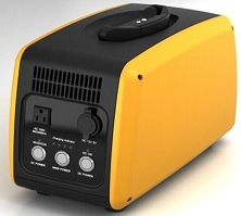 500 Watts Output<br>Portable Battery Pack<br>Starting at $726<br>See Model Price